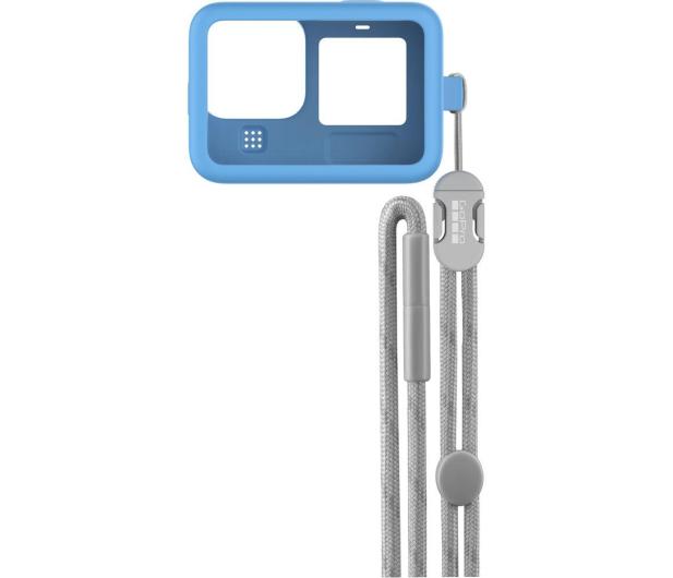 GoPro Silikonowe Etui do HERO9 Black niebieskie - 618434 - zdjęcie 3