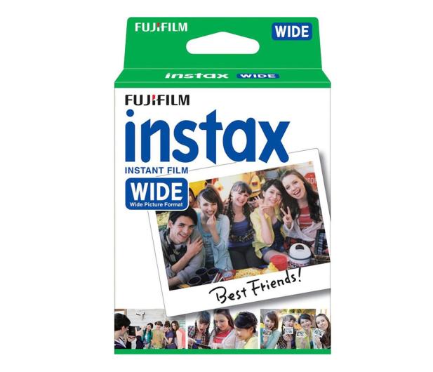Fujifilm Wkład Instax Wide 10 szt  - 591394 - zdjęcie