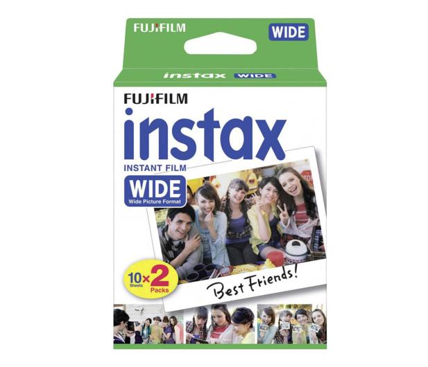 Fujifilm Wkład Instax Wide 2x10 szt - 591396 - zdjęcie
