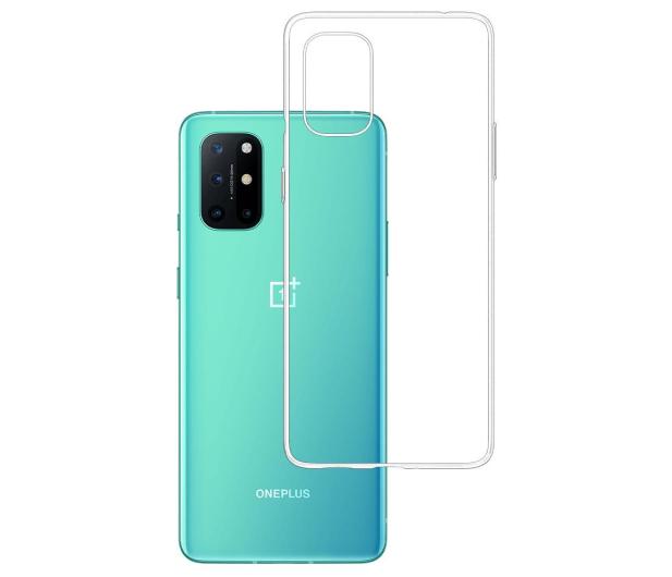 3mk Clear Case do OnePlus 8T - 601145 - zdjęcie