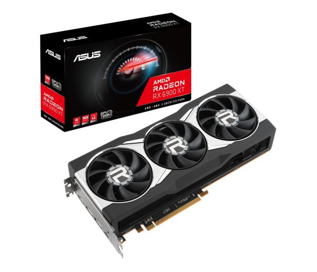 ASUS Radeon RX 6900 XT 16GB GDDR6 - 615294 - zdjęcie