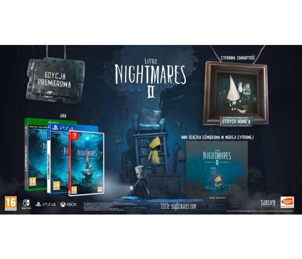 PlayStation Little Nightmares 2 d1 Edition - 593296 - zdjęcie 2