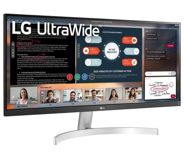 LG 29WN600-W HDR - 607241 - zdjęcie 4