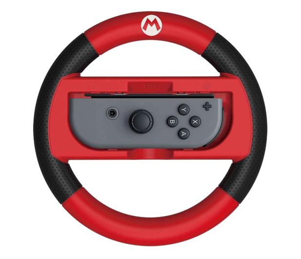 Hori Joy-Con Wheel Deluxe - Mario - 625873 - zdjęcie