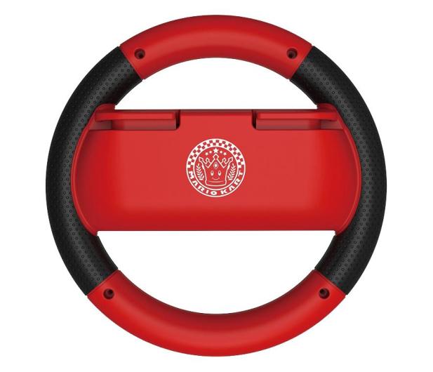 Hori Joy-Con Wheel Deluxe - Mario - 625873 - zdjęcie 2