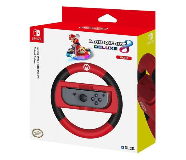 Hori Joy-Con Wheel Deluxe - Mario - 625873 - zdjęcie 4