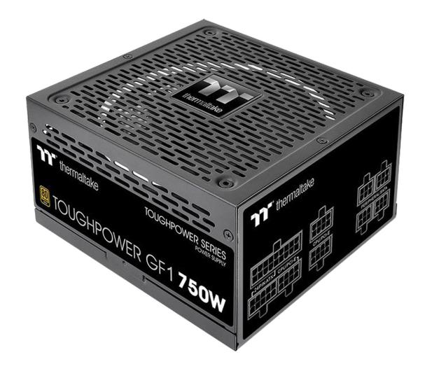 Thermaltake Toughpower GF1 750W 80 Plus Gold - 627425 - zdjęcie