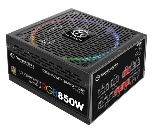 Thermaltake Toughpower Grand RGB 850W 80 Plus Gold - 627434 - zdjęcie