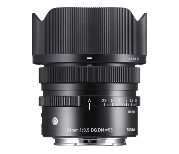 Sigma C 24mm f3.5 DG DN Sony E - 627473 - zdjęcie