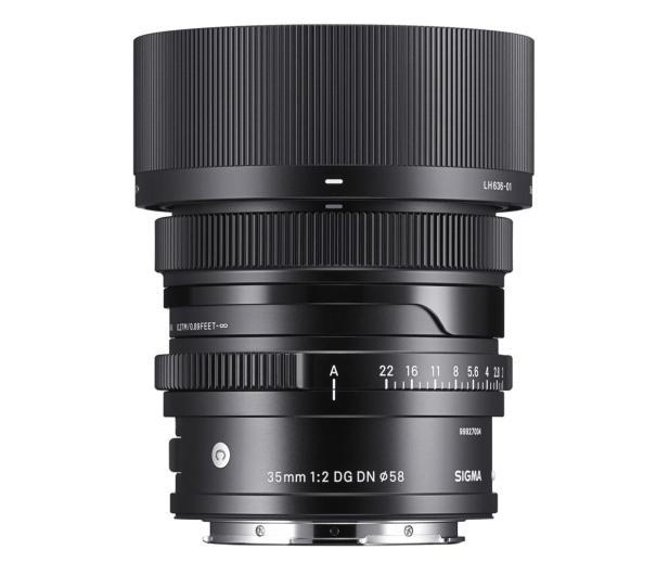 Sigma C 35mm f2 DG DN Sony E - 627474 - zdjęcie