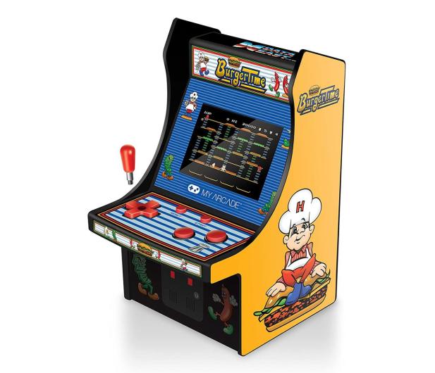 My Arcade Collectible Retro BURGERTIME MICRO PLAYER - 631015 - zdjęcie
