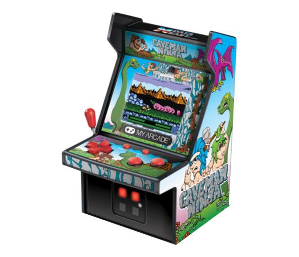 My Arcade Collectible Retro CAVEMAN NINJA MICRO PLAYER - 631016 - zdjęcie