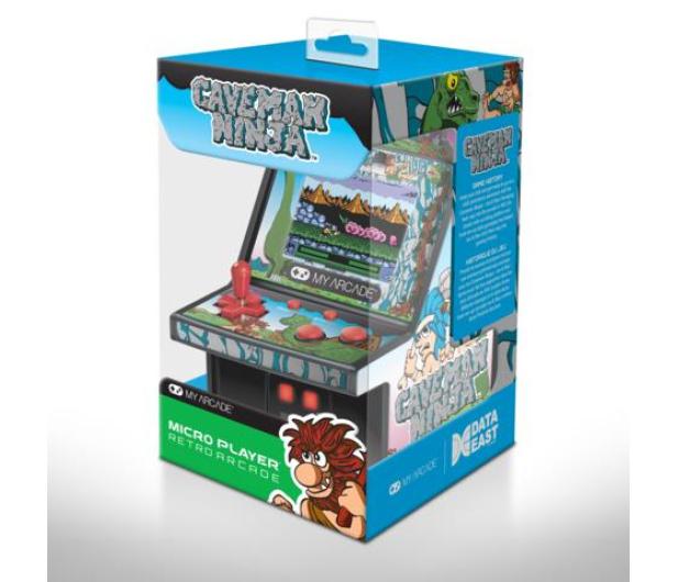 My Arcade Collectible Retro CAVEMAN NINJA MICRO PLAYER - 631016 - zdjęcie 5