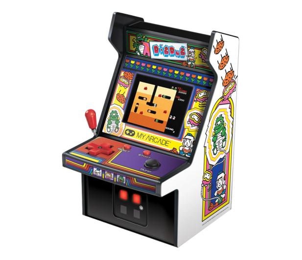 My Arcade Collectible Retro DIG DUG MICRO PLAYER - 631017 - zdjęcie
