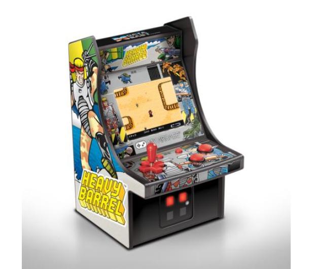 My Arcade Collectible Retro HEAVY BARREL MICRO PLAYER - 631018 - zdjęcie 3