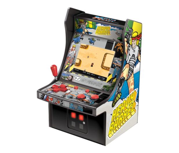 My Arcade Collectible Retro HEAVY BARREL MICRO PLAYER - 631018 - zdjęcie