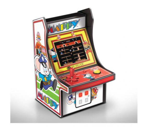 My Arcade Collectible Retro MAPPY MICRO PLAYER - 631019 - zdjęcie 3