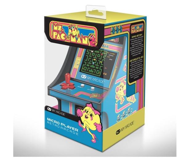 My Arcade Collectible Retro MS. PAC-MAN MICRO PLAYER - 631020 - zdjęcie 5