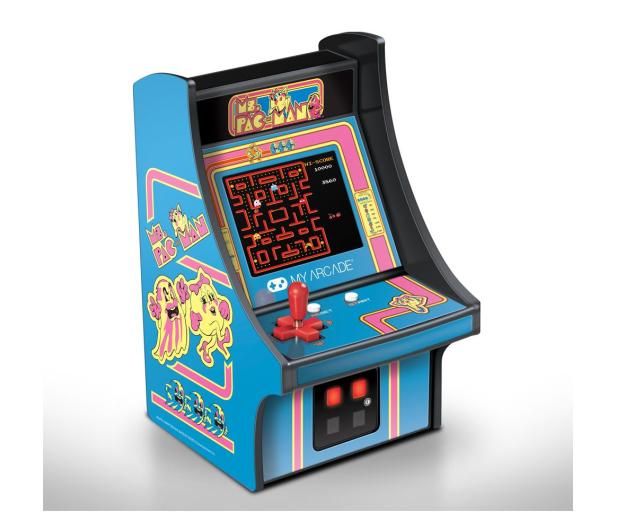 My Arcade Collectible Retro MS. PAC-MAN MICRO PLAYER - 631020 - zdjęcie 3