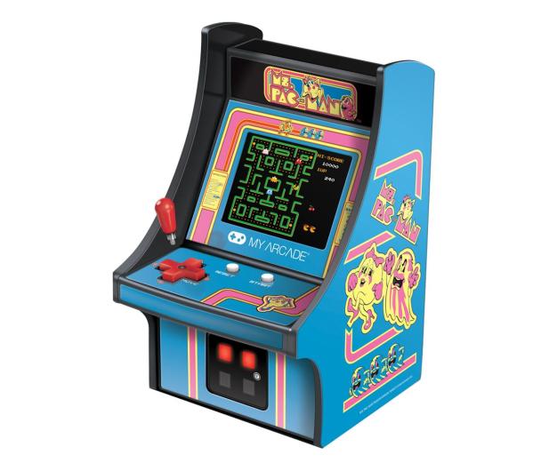 My Arcade Collectible Retro MS. PAC-MAN MICRO PLAYER - 631020 - zdjęcie