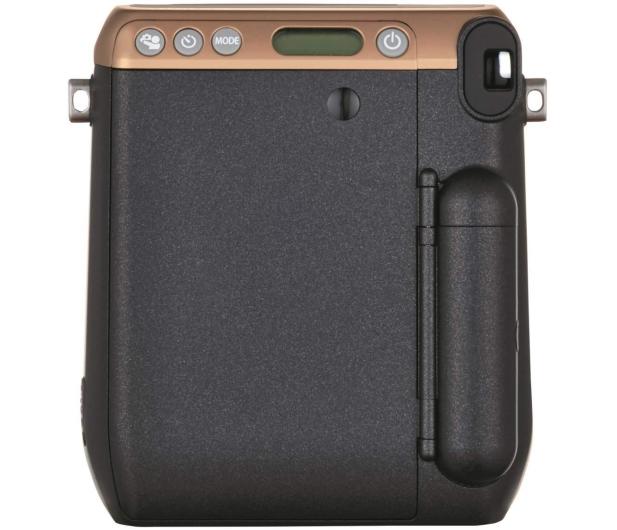 Fujifilm Instax Mini 70 złoty+ wkłady 2x10+ etui białe - 629575 - zdjęcie 3