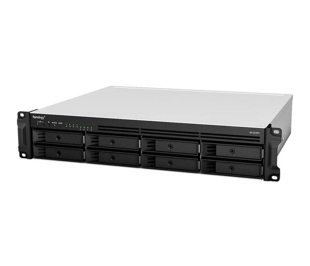Synology RS1221RP+ RACK (8xHDD, 4x2.2GHz, 4GB, 4xLAN) - 626750 - zdjęcie 2