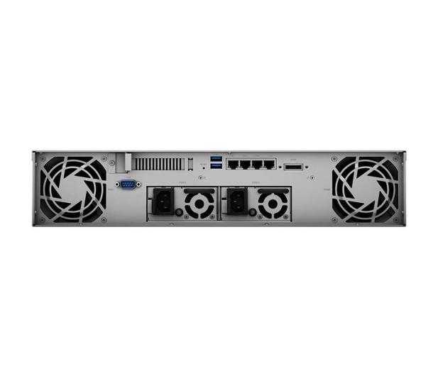 Synology RS1221RP+ RACK (8xHDD, 4x2.2GHz, 4GB, 4xLAN) - 626750 - zdjęcie 4