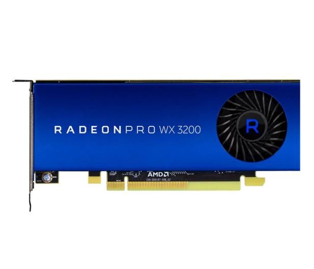 AMD Radeon Pro WX 3200 4GB GDDR5 - 526876 - zdjęcie