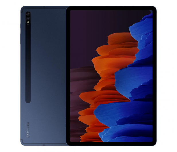 """Samsung Galaxy Tab S7+ 12,4"""" T976 5G 8/256GB Mystic Navy - 625879 - zdjęcie"""