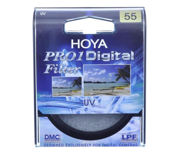 Hoya UV (0) Pro1D 55mm - 555715 - zdjęcie