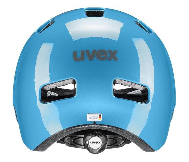 UVEX Kask Hlmt 4 niebieski 51-55 cm - 628387 - zdjęcie 3