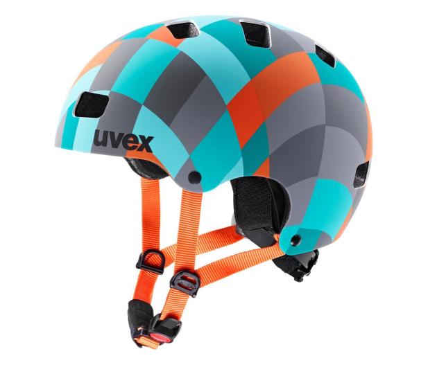 UVEX Kask Kid 3 cc zielony 55-58 cm - 628397 - zdjęcie