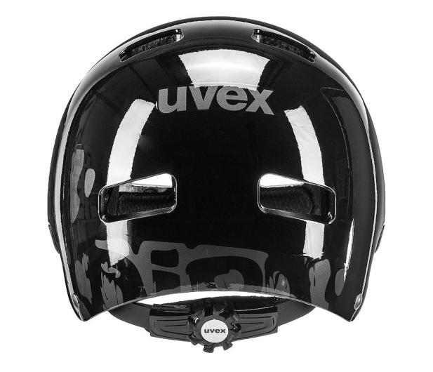 UVEX Kask Kid 3 dirtbike czarny 51-55 cm - 628398 - zdjęcie 3