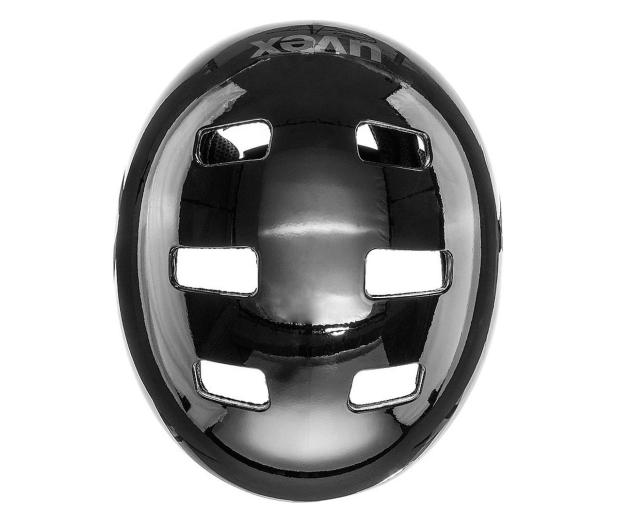 UVEX Kask Kid 3 dirtbike czarny 55-58 cm - 628400 - zdjęcie 4