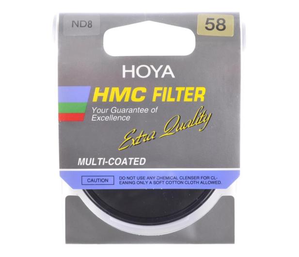 Hoya NDX8 HMC 58 mm szary - 377842 - zdjęcie