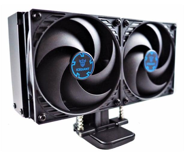 IceGiant ProSiphon Elite 4x120mm - 628419 - zdjęcie
