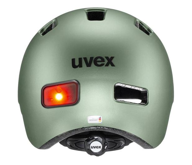 UVEX Kask City 4 zielony 58-61 cm - 628375 - zdjęcie 6