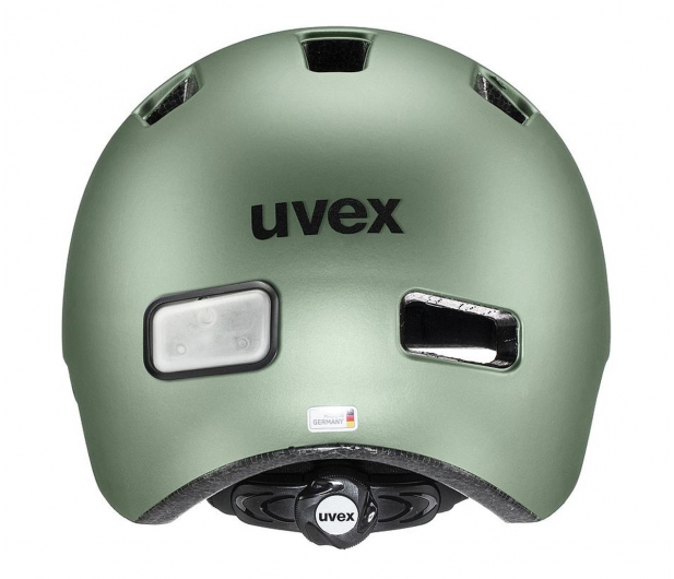 UVEX Kask City 4 zielony 58-61 cm - 628375 - zdjęcie 2