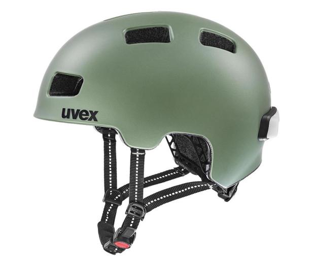 UVEX Kask City 4 zielony 58-61 cm - 628375 - zdjęcie