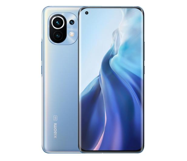 Xiaomi Mi 11 8/256GB Horizon Blue - 632115 - zdjęcie