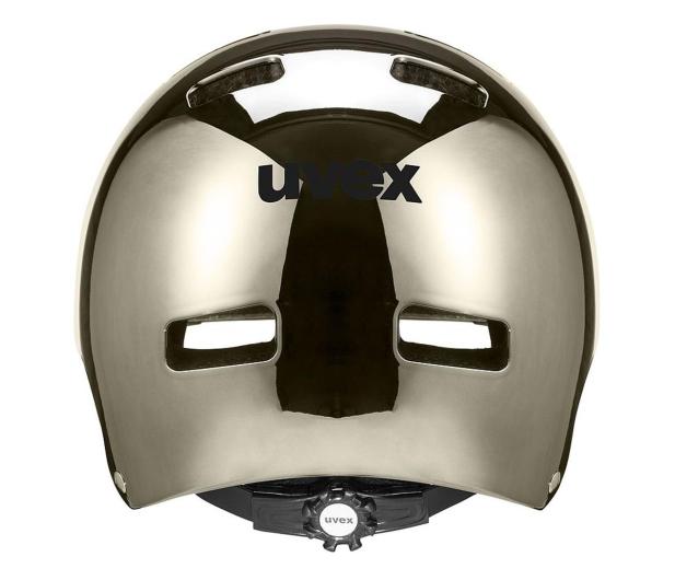 UVEX Kask Hlmt 5 bike pro chrome 55-58 cm - 628369 - zdjęcie 3