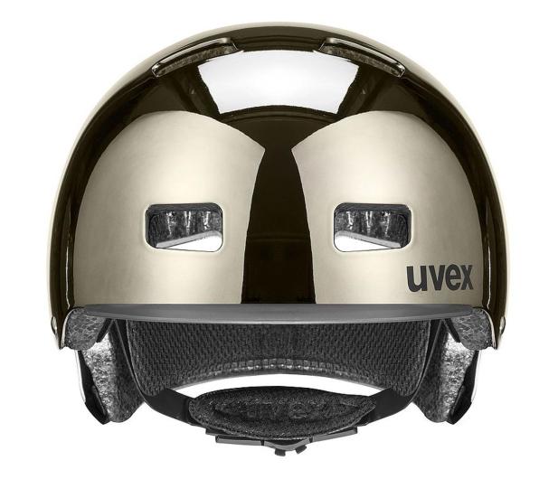 UVEX Kask Hlmt 5 bike pro chrome 58-61 cm - 628370 - zdjęcie 2