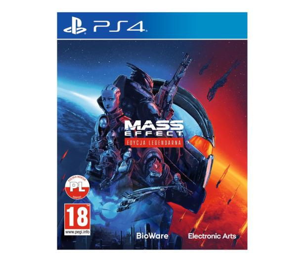 PlayStation Mass Effect Edycja Legendarna - 628503 - zdjęcie
