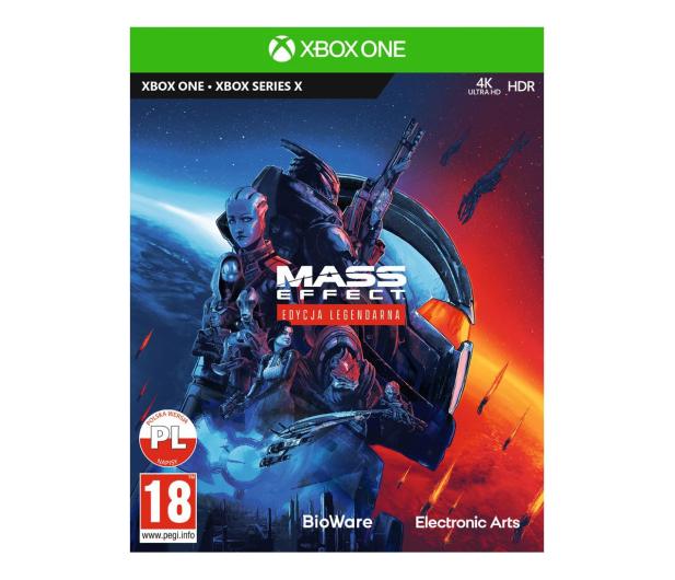 Xbox Mass Effect Edycja Legendarna - 628505 - zdjęcie