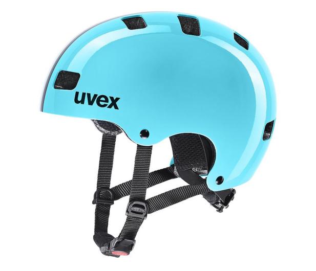 UVEX Kask Kid 3 niebieski 55-58 cm - 628404 - zdjęcie