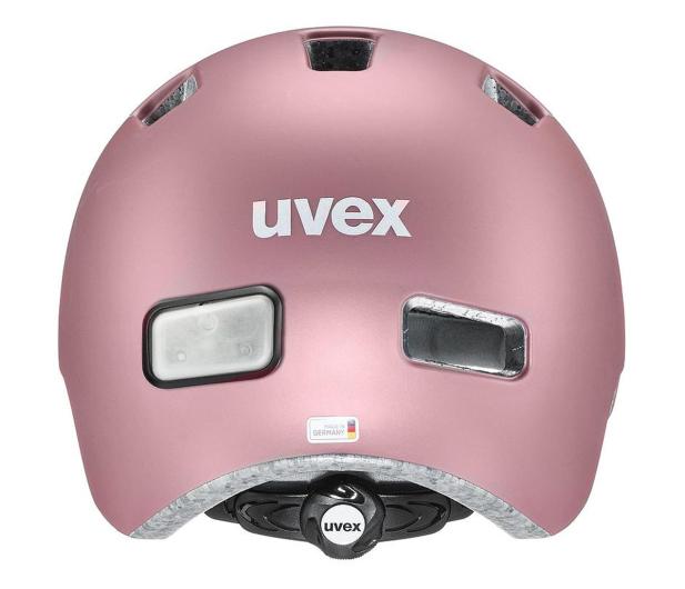 UVEX Kask City 4 różowy 58-61 cm - 628373 - zdjęcie 2