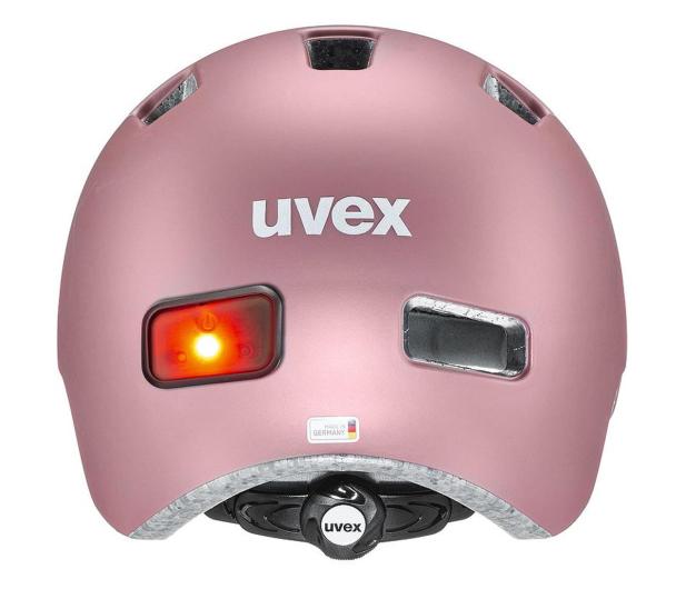 UVEX Kask City 4 różowy 58-61 cm - 628373 - zdjęcie 6