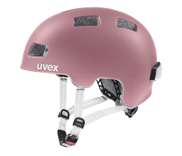 UVEX Kask City 4 różowy 58-61 cm - 628373 - zdjęcie