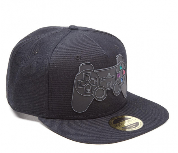 "CENEGA Snapback PlayStation 2 ""Rubber Controller Logo"" - 630222 - zdjęcie"