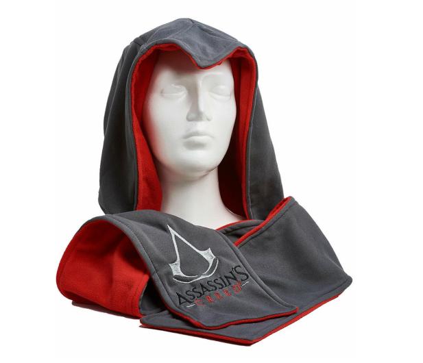 CENEGA Kaptur z szalikiem Assassin's Creed - 630200 - zdjęcie
